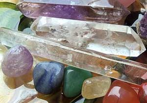 Crystal healing Nature's Dance